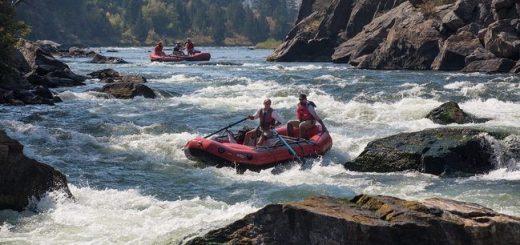 rafting Bosnia
