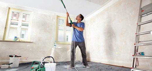 Подготовка на дома за боядисване