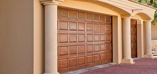 конструкции за гаражни врати