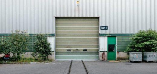 Гаражните врати