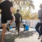 Стабилност на бягащата пътека